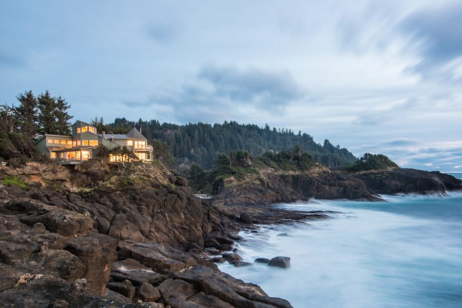Oregon Coast Real Estate Photography